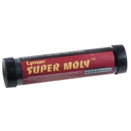 LYMAN MOLY BULLET LUBE SUPER STICK 12/CS