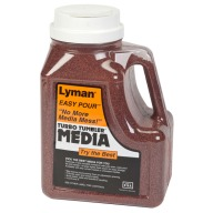 LYMAN MEDIA TUFNUT 5.75lb EASY POUR (TREATED)