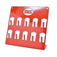 MEC POWDER BUSHING RACK HOLDS 10 BUSHINGS