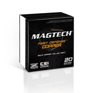 MAGTECH AMMO 44 MAG 200gr SOLID-COPPER HP 20/b 50/c