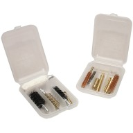 MTM JAG & BRUSH CASE CLEAR 12/CS