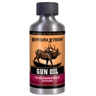 MONTANA X-TREME GUN OIL 6oz 12/cs