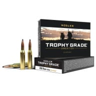 NOSLER AMMO 260 REMINGTON 125gr Partition 20/bx 10/cs