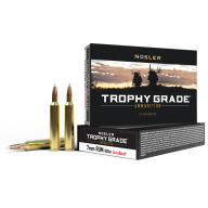 NOSLER AMMO 7MM REMINGTON ULTRA 160gr AccuBond 20/b 10/c