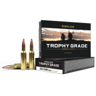 NOSLER AMMO 300 SAUM 165g Partition 20/bx 8/cs