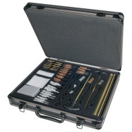 OUTERS UNIVERSAL 62pc GUN CLEANING KIT w/ALUM. CASE