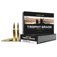 NOSLER AMMO 25-06 REMINGTON 100gr Partition 20/b 10/c