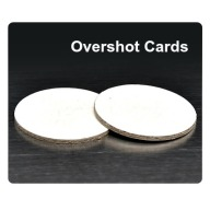 "BPI OVERSHOT CARD 10ga .03""/.788""-Dia. 500/BAG"