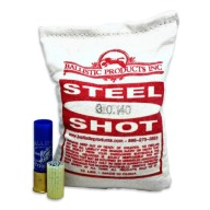 "BPI SHOT STEEL #1 .160"" 10LB PER BAG 5/CS"