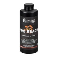 Alliant Pro Reach Smokeless Powder 1 Pound
