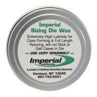 REDDING IMPERIAL SIZING DIE WAX 1oz 12/CS