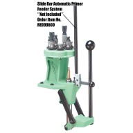 REDDING T-7 TURRET PRESS w/ PRIMER ARM, 7-STATION