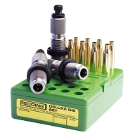 REDDING 6MM REMINGTON DLX SET 3-DIE SERIES A