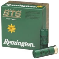 REMINGTON STS 28ga 2dram .75oz 1250fps #9 250/cs