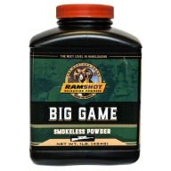RAMSHOT BIG-GAME 1LB POWDER (RIFLE) 10/CS