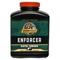 RAMSHOT ENFORCER 4LB POWDER(PISTOL)(1.4c)2/CS