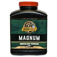 RAMSHOT MAGNUM 1LB POWDER (RIFLE)(1.4c)10/CS
