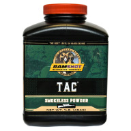 RAMSHOT TAC POWDER 8LB (RIFLE) 2/CS