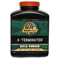 RAMSHOT X-TERMINATOR 1LB POWDER (RIFLE) 10/CS