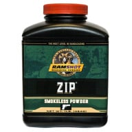 RAMSHOT ZIP POWDER 1LB (PISTOL) 10/CS