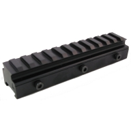 SUN OPTICS AR-15 FLAT TOP RISER/PICATINNY MOUNT