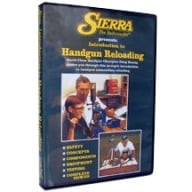 Sierra Introduction to Handgun Loading DVD