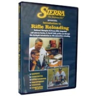 Sierra Introduction to Rifle Loading DVD