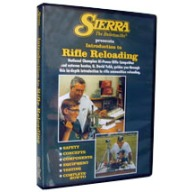 SIERRA VIDEO INTRODUCTION TO RIFLE LOADING DVD