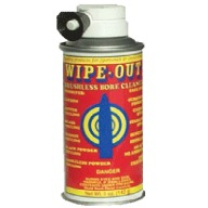 SHARP-SHOOT-R WIPEOUT 5oz BRUSHLESS/BORE CLEANR 12c