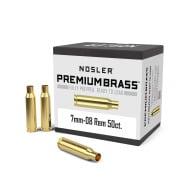 7mm-08 Remington - Rifle Brass - Metallic Reloading - Graf & Sons
