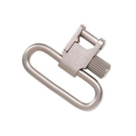 "UNCLE MIKES SWIVEL QD-SS-BL 1"" NICKEL (SWIVELS ONLY)"