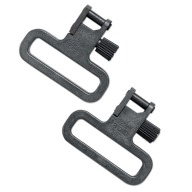 "UNCLE MIKES SWIVEL QD-SS-MIM 1.25"" BLK MIL-SPEC(SWIVEL-ONLY)"