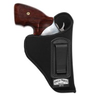 "UNCLE MIKES INSIDE PANT HOLSTER LH 3.25-3.75"" MED/LARGE AUTO"