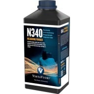 Vihtavuori N340 Smokeless Powder 1 Pound