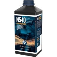 Vihtavuori N540 Smokeless Powder 1 Pound