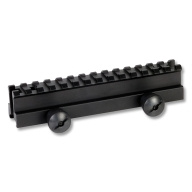 WEAVER AR-15 SINGLE RAIL FLAT TOP MOUNT SYSTEM