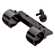 WEAVER SIDE MOUNT BASE #2 BLACK 1-PC DETACH