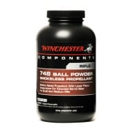WINCHESTER POWDER 748 1LB (1.4c) 10/CS