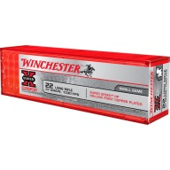WINCHESTER AMMO 22LR SUPER-SPEED 37gr PLATED-HP 100/b 20/c