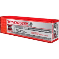 WINCHESTER AMMO 22LR SUPER-SPEED 40gr PLATED-RN 100/b 20/c