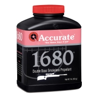 ACCURATE 1680 45LB DRUM POWDER(WC-680) (OEM ONLY)