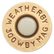 WEATHERBY AMMO 300 WEATHERBY 180g NOSLER ACCUBOND 20/bx 10/cs