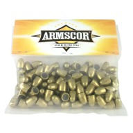 ARMSCOR BULLET 380c(.355) 95gr FMJ 100/BAG