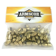 ARMSCOR BULLET 9MM (.355) 115gr FMJ 100/BAG