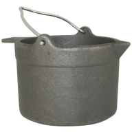 LYMAN CAST IRON LEAD POT 10LBS CAPACITY