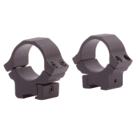 "SUN OPTICS 3/8"" DOVETAIL RINGS 1"" LOW MATTE"