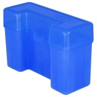 BERRY ULTRA MAG HINGE-TOP BOX 20 ROUND-BLUE 50/cs