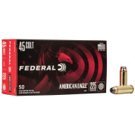 FEDERAL AMMO 45 COLT 225g JSP AM.-EAGLE 50/bx 20/cs
