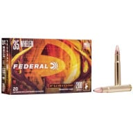 FEDERAL AMMO 35 WHELEN 200gr FUSION 20/bx 10/cs
