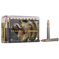FEDERAL AMMO 375 H&H 300gr SWIFT AF (C/S) 20/b 10/c
